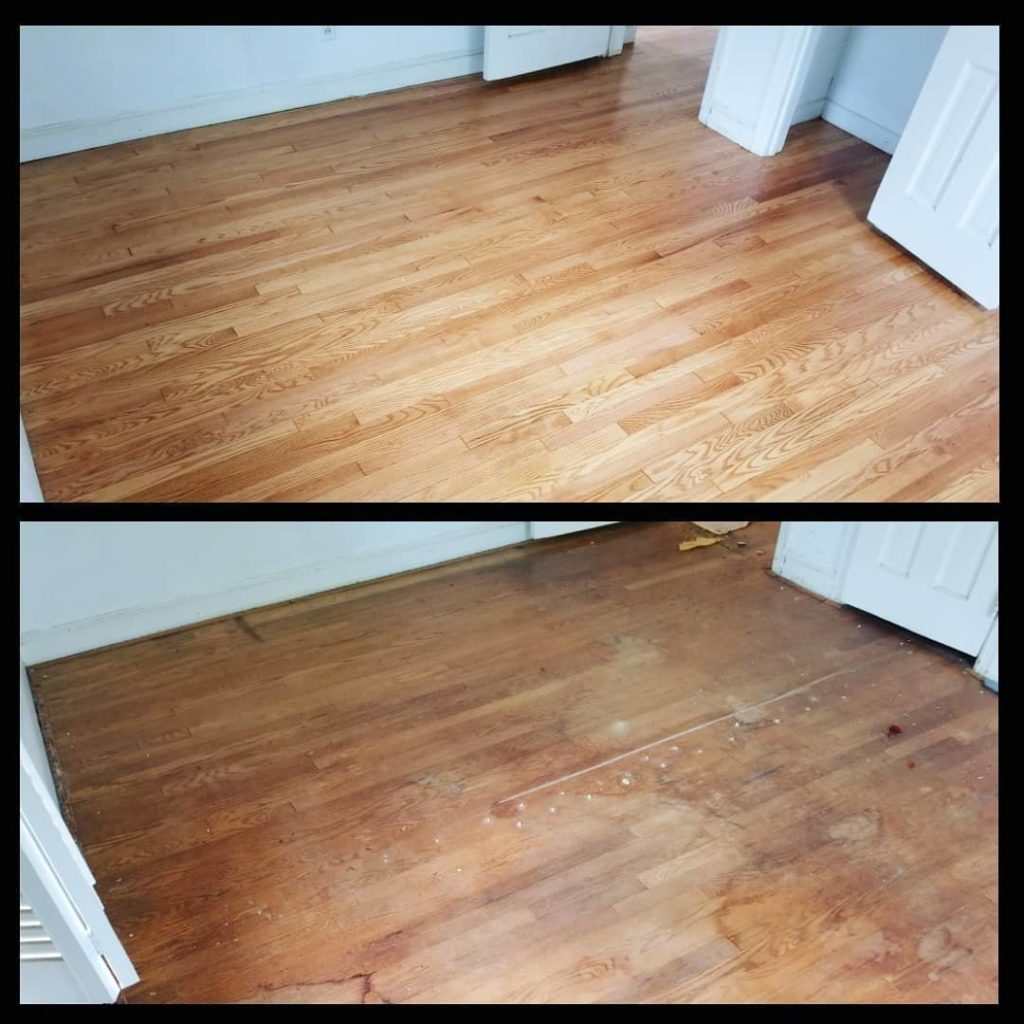 Hardwood Flooring Refinishing CT