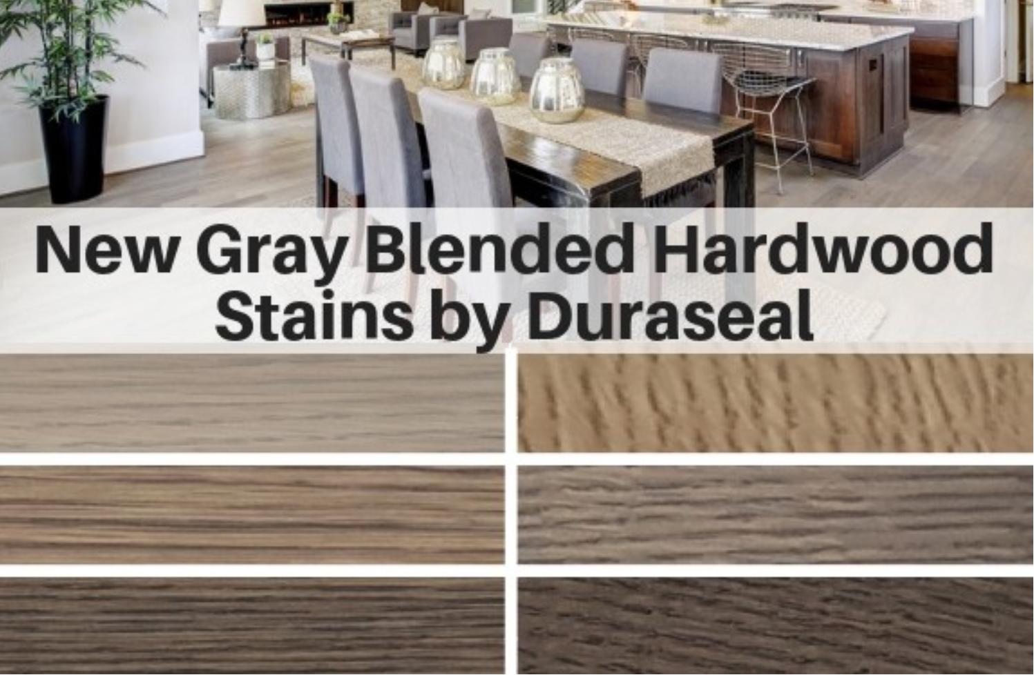Gray Blended Stains