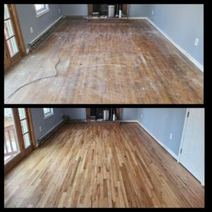 hardwood flooring color differences