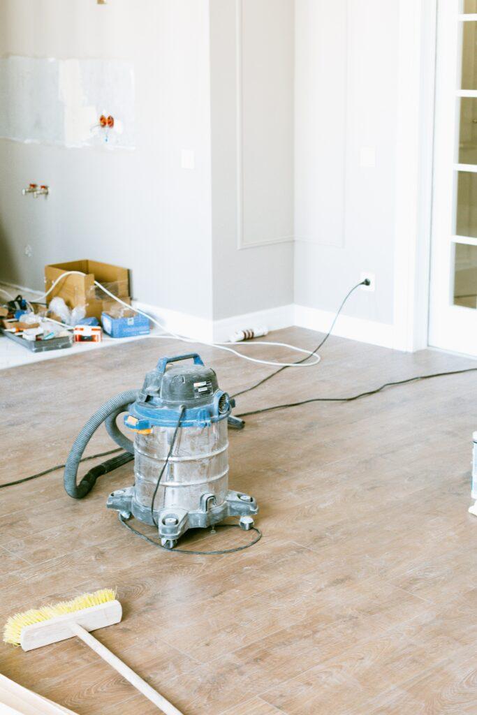 hardwood floor refinishing expectations dusty home