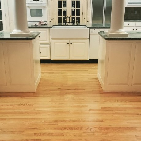 hardwood Floor Refinishing Service