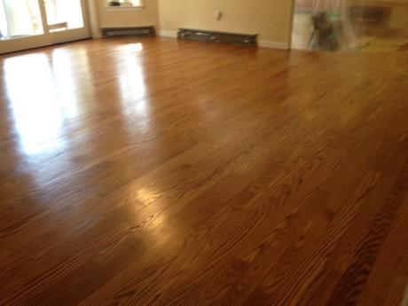 Red Oak Golden Oak flooring