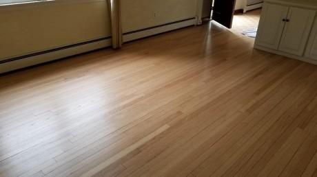 Flooring Refinishing Service
